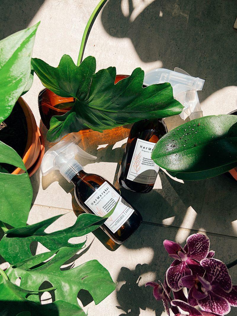 Her Merakai Organic Plant Spray