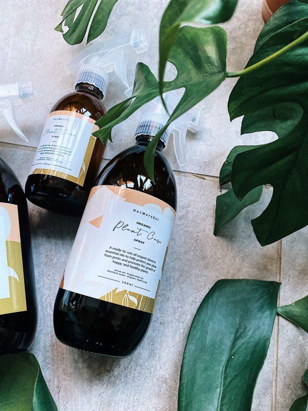 HerMerakai Organic Plant care spray