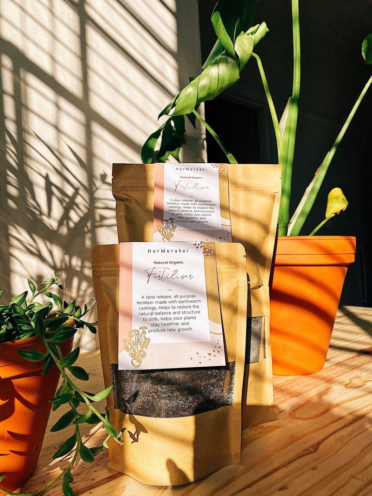 HerMerakai – Organic Plant Fertiliser